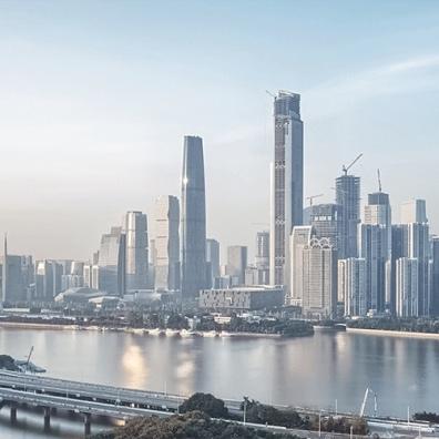 Guangzhou city, China