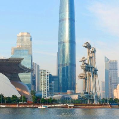Grand theatre of Guangzhou, China